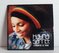 KAYNA SAMET A perte de vue CD SINGLE PROMO 10924