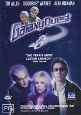 Galaxy Quest (DVD, 2003) REGION 1, Sigourney Weaver, Tim Allen, Alan Rickman