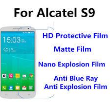 3pcs For Alcatel S9 Matte/Nano Explosion/Anti Blue Ray Screen Protector