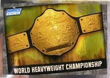 Slam Attax Evolution World Heavyweight Championship
