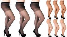 Sheer Everyday Women Lycra Tights 20 Denier (UK sizes 16/18, 20/22) by Aurellie
