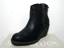 s.Oliver Stiefeletten Stiefel Boots Damen Schuhe schwarz 5-25428-21