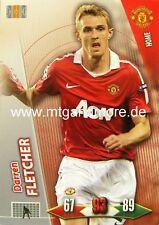 Adrenalyn XL Man. United - Darren Fletcher - Home