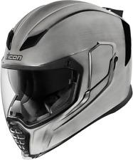 Icon Unisex Quicksilver Airflite Motorcycle Riding Street Racing Fullface Helmet
