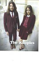 PUBLICITE 2011  THE KOOPLES  ADAM & KAROLINA en couple depuis 3 ANS....