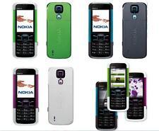 "Nokia 5000 Unlocked Original Mobile Phone 2"" 1.3MP Camera 2G Keyboard Cell Phone"