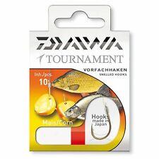Daiwa Tournament Forellenhaken Vorfachhaken 60cm 10Stk Angelzubehör angeln