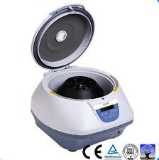 Digital 5000 rpm Low Speed Lab Electric PRP Centrifuge 15ml*8 tubes 110V/220V