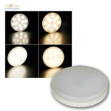 FARETTO LED LAMPADINA gx53, 3/6w, lampada lampada a risparmio energetico con SMD LED, Lampada