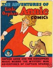 1941 QUAKER SPARKIES LITTLE ORPHAN ANNIE #3 QUAKER OATS