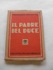BONAVITA - PADRE DEL DUCE - ED. PINCIANA - 1933