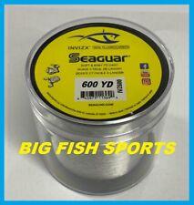 SEAGUAR TATSU 100/% Fluorocarbon Line 20lb//1000yd 20 TS 1000 FREE USA SHIPPING!