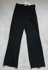 Per Una Roma Black Loose Wide Leg Trouser (NEW) UK Size 10 Long (EUR 38) £49.50