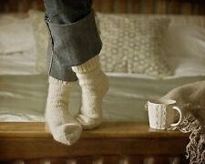 3 Paar 100% wollsocken schafwollsocken schwarz 39-42 wolle sheep wool socks