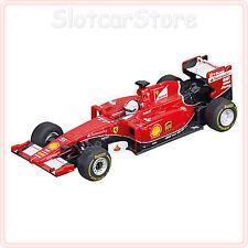 "Carrera GO 64056 Formel 1 Ferrari SF15-T ""S.Vettel No.5"" 1:43 Slotcar Auto Plus"