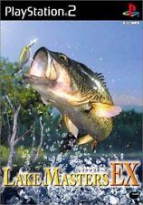 Lake Masters EX (Sony PlayStation 2, 2002) - European Version