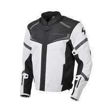 Scorpion Exo Phalanx Jacket Light Grey Textile Street All Sizes