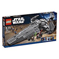 LEGO 7961 Darth Maul's Sith Infiltrator NEW Star Wars Padme Qui-Gon Jinn Panaka