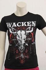 """Original Wacken Girlie 2012 """"666 Bones"""" , Gr. S-XL , Neuware!!"""