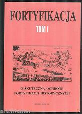 FORTIFICATION vol. 1 Polish Journal w/ English summary well illustrated SB