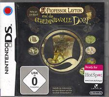 Professor Layton und das geheimnisvolle Dorf ( Nintendo DS )