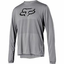 Fox Racing Ranger Fox Head Long Sleeve L/S Jersey Steel Grey