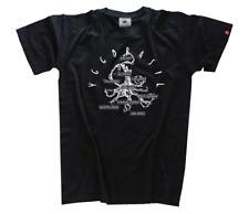 Yggdrasil III VIKINGO GERMANOS Odin THOR Árbol del mundo irminsul Camiseta S-