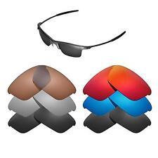 Walleva Replacement Lenses for Oakley Razrwire Sunglasses - Multiple Options