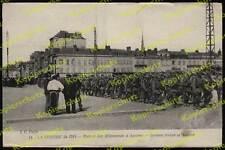 orig. Foto-AK Westfront dt. Soldaten Besetzung Amiens Somme 1. Weltkrieg 1914