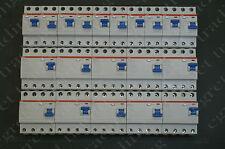 Abb F202 & F204 30ma RCD Rccb Disyuntor 2 & 4 Polo-Envío Gratis-Probado