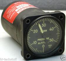 Ogden ALC Altitude Pressure Gauge 1000 Feet 276139