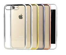Schutzhülle für iPhone 8 und 7 TPU Soft Case Silikon 4 Farben zur Auswahl