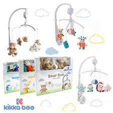 Baby Musical Bed Cot Carousel Toys Kikka Boo Universal Animal Toys 0+ Gift Box