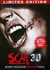 Scar (DVD, 2011, 2D/3D) MINT, W/GLASSES