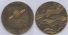 Orig.Teilnehmer Medaille  Kanu Weltmeisterschaft SOFIA (Bulgarien) 1977  !!  TOP