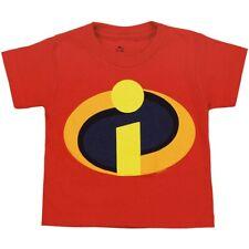 Disney New Incredibles 2 Logo Kids T-shirt