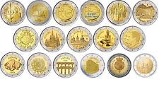 2 euros monedas especial España a partir de 2005 años todos-libre elegibles-prägefrisch