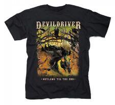 DEVILDRIVER - Outlaws ´Til The End, Vol. 1 T-Shirt