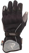 Rukka Virium Gore Tex Handschuhe sw grau Touchscreen tauglich mit Knöchelschutz