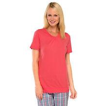 Schiesser Mujer Mix & Relax Camiseta manga corta talla 36-46 S s-3xl dormir