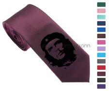 """Che Guevara Men Woven Skinny 2.5"""" Party Tie Necktie K42"""