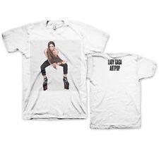 LADY GAGA - The Arm - T SHIRT S-M-L-XL-2XL Brand New - Official t Shirt