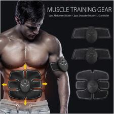 ABS Electronic Abdominal Muscle Toning Belt Stimulator Waist Shaping Gym Fitness