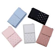 Women Florals Handbag Korean Cell Phone Bags Simple Crossbody Casual Shoulder