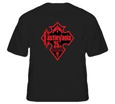 CastleVania NES Retro Video Game 25th Anniversary T Shirt