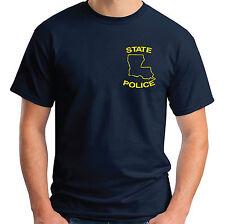 LOUISIANA STATE POLICE T-SHIRT - TRUE DETECTIVE