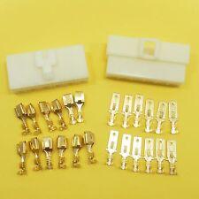 Multi-Connecteur 12 Voie 6.3 mm bornier broches circuit électrique + Socket Plug