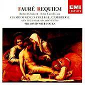 Faure: Requiem / Pavane by Faure, Gabriel, David Willcocks, King's College Choi