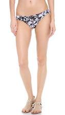 ZINKE Women's Floral Chloe Brazilian Cut Reversible Bikini Bottoms $55 NEW