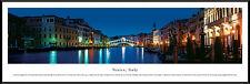 Venice, Italy | Professionally Framed Panorama Poster